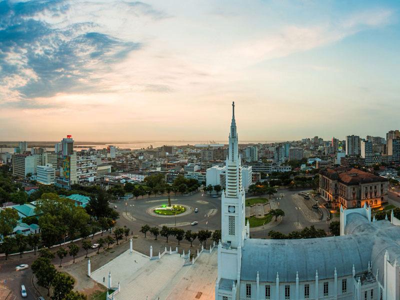Maputo Hotel View
