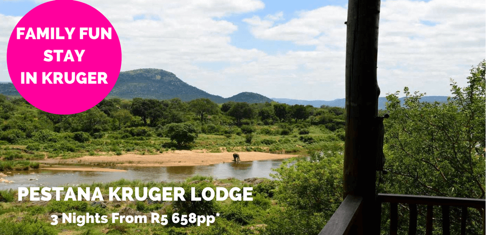 Family Fun Stay in Kruger_Pestana Lodge