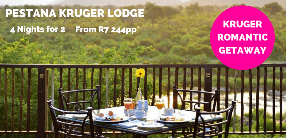 Kruger Romantic Getaway_Pestana Lodge