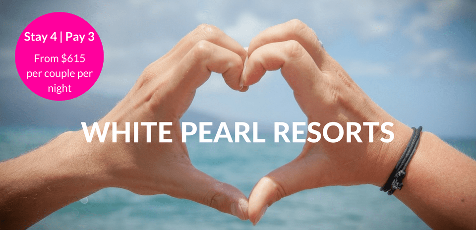 White Pearl Resorts_Love Month