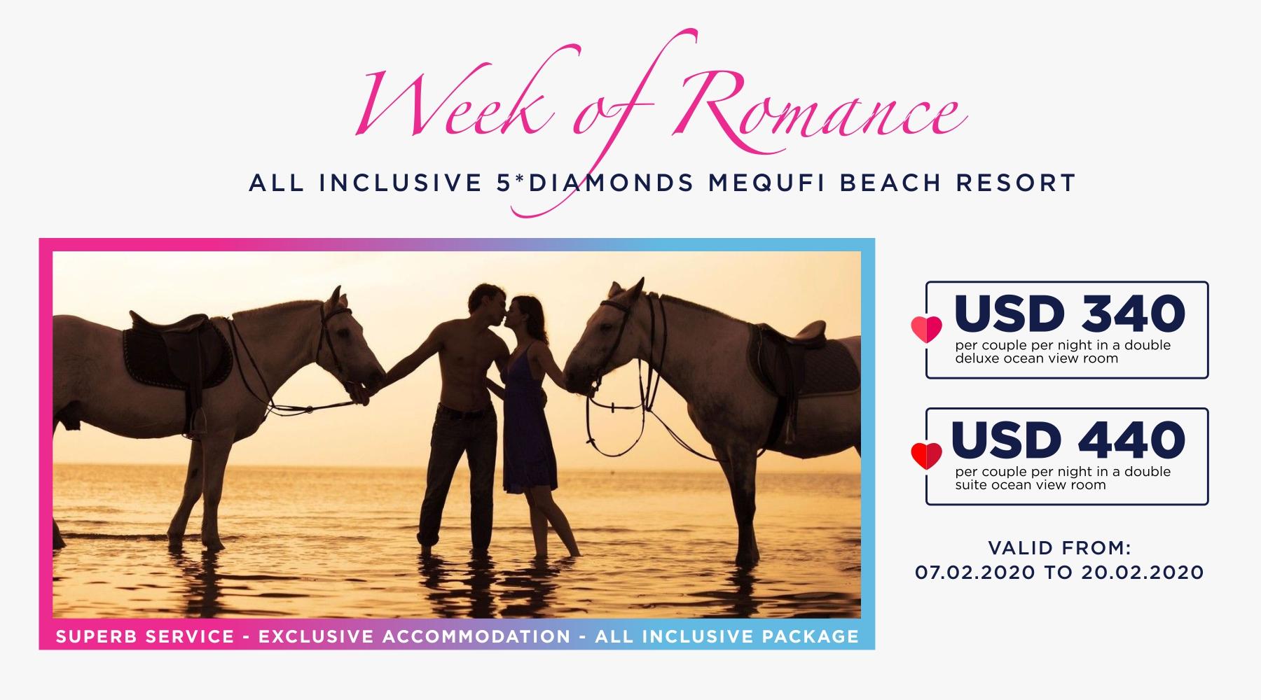 Week of romance
