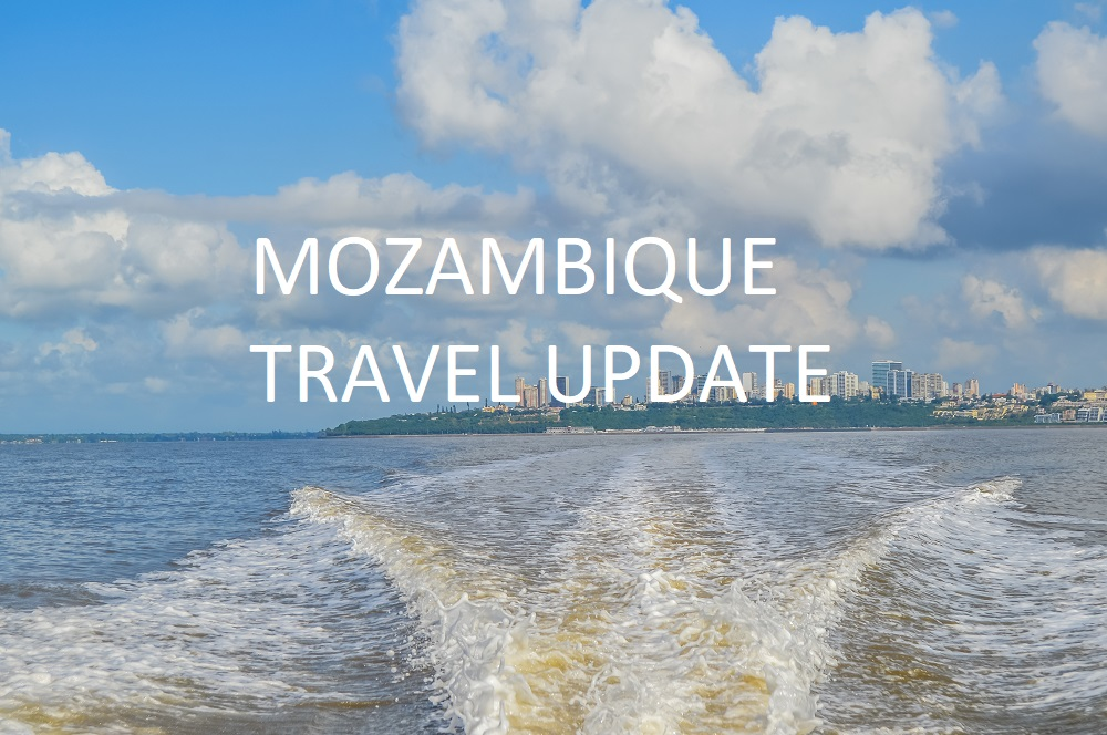Dana Tours Mozambique Travel Update 20 March 2020