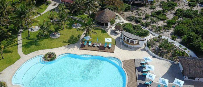 Vilanculos swimming pool