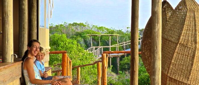 Travessia Beach Lodge