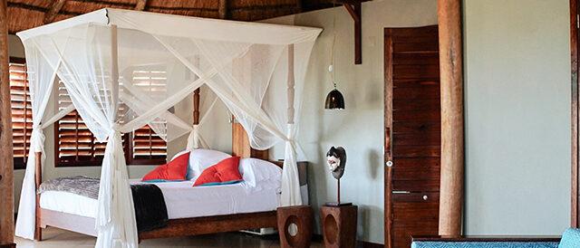 Coral Lodge bedroom